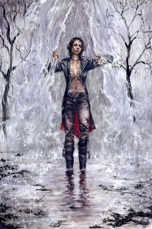 Rain Queen - Liz Clarke