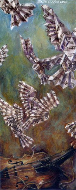 Songbirds - Liz Clarke